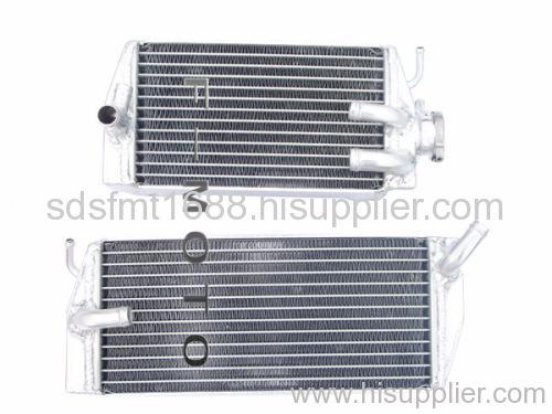 CR500 1989 aluminum radiator
