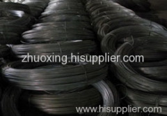 soft black annealed wire
