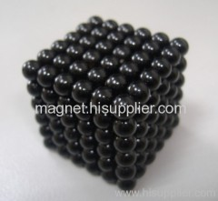 216 magnetic spheres