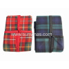 polar fleece throws and blankets