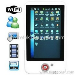 Touch Screen Pocket PC Support Multiple Languages + G-Sensor Games + Fring/Skype/MSN