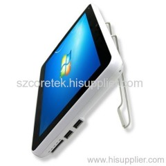 10.1 Inch Tablet PCs with Intel Atom CPU + Windows 7 OS + Powerful Entertainment Function