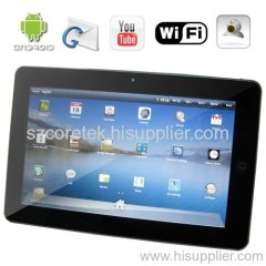 Best Tablet Laptop Support 3G + GPS + Video Online + Sound Recorder + G-sensor