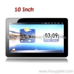 2GB Android Tablets Support GPS + WiFi + G-sensor + 1080P HD Video + Communication Tools