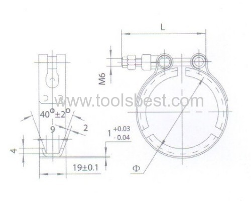V band heavy duty clamp products - China products ...