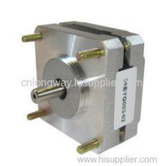 electrical machine for step motor