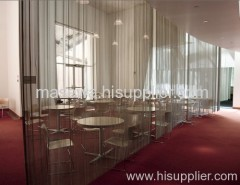 hotel mesh divider / curtain