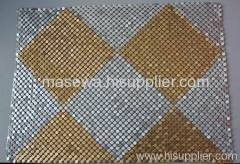fashion metallic cloth
