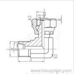 REDUCER TUBE ADAPTOR WITH SWIVEL NUT