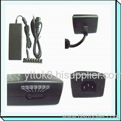 90W Universal Laptop Adaptor for Home Use