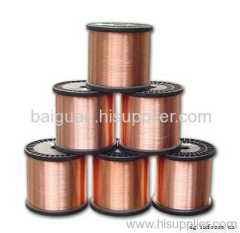 U-shaped copper strip