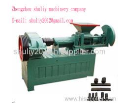 charcoal /coal extruder machine