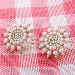 pearl earrings jewellery