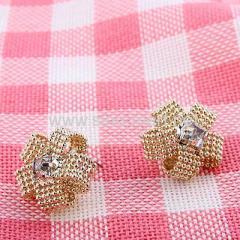 Flower Earrings Jewellery