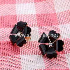 Flower Stud Earrings Jewellery