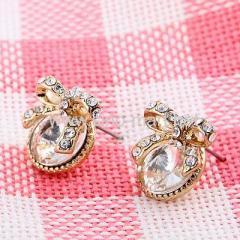 Stud Wedding Earrings