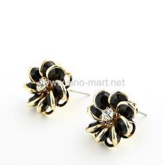 Flower fasion earrings