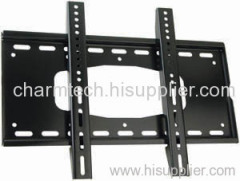 Black Fixed TV Wall Mount