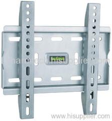 Silver Steel TV Mount