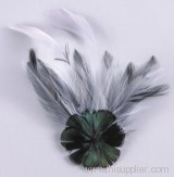 Ladies' feather fascinators
