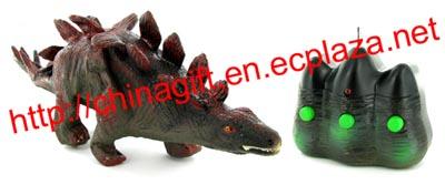 Remote Control (RC) Stegosaurus Toy Dinosaur