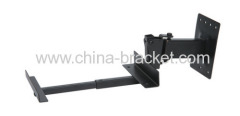 Black Steel Speaker Mount