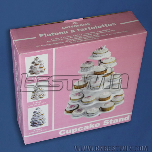 5 tier cupcake stand as seen on tv