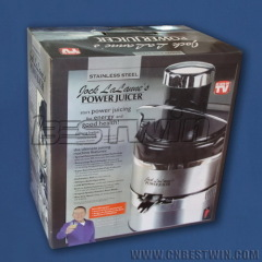 AS SEEN ON TV Deluxe power juicer
