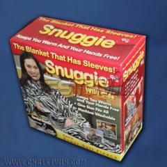 Snuggie 담요