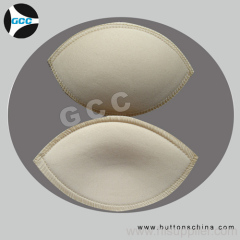 Cotton lined Bra insert