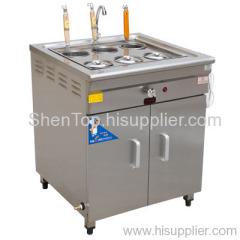 Gas Six Burner Noodle Boiling Stove A-11-1