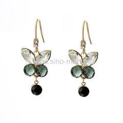 dangle earing jewellery