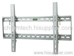 Silver Steel Tilting TV Wall Mount