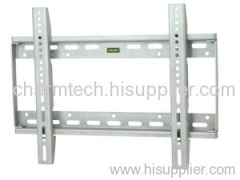 Silver Steel Universal Fixed TV Mount