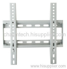 Silver Steel Universal Fixed Wall Mount