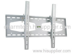 Silver Universal Tilting LCD TV Mount