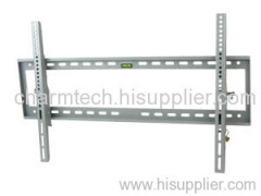 Silver Steel Tilting TV Brackets