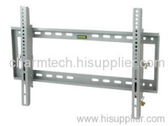 Silver Universal Tilting TV Bracket