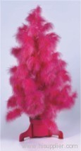 red Feather Tree