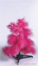 Christmas Decoration Feather Tree