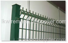 Security welded Fence