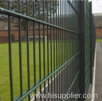 Double wire fence welded mesh Fence