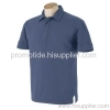 Authentic Pigment Direct-Dyed Jersey Polo