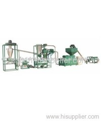 maize flour milling machine