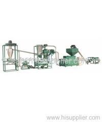 maize flour milling machine