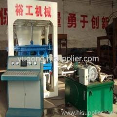 hydraulic pressure brick making machine