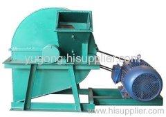 timber chipping machine