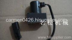 KOMATSU PARTS:VALVE hydraulic pump 702-21-55901