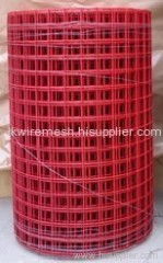 PVC coated welded wire mesh baskets