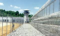 prison use wire mesh fence